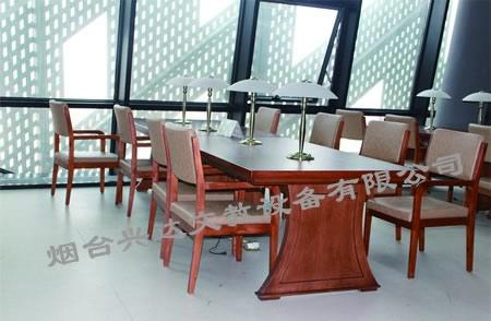 SJ-Y017实木阅览桌