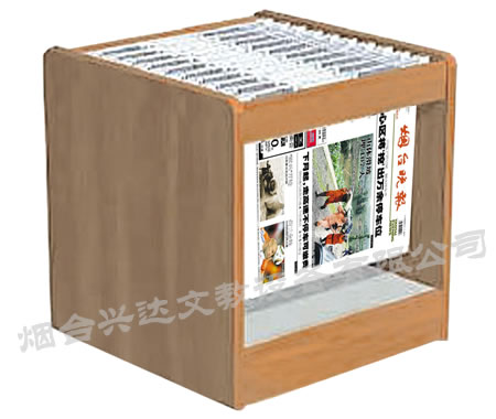 SJ-F6016十格报纸平挂架